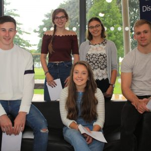 A-level results day 2018