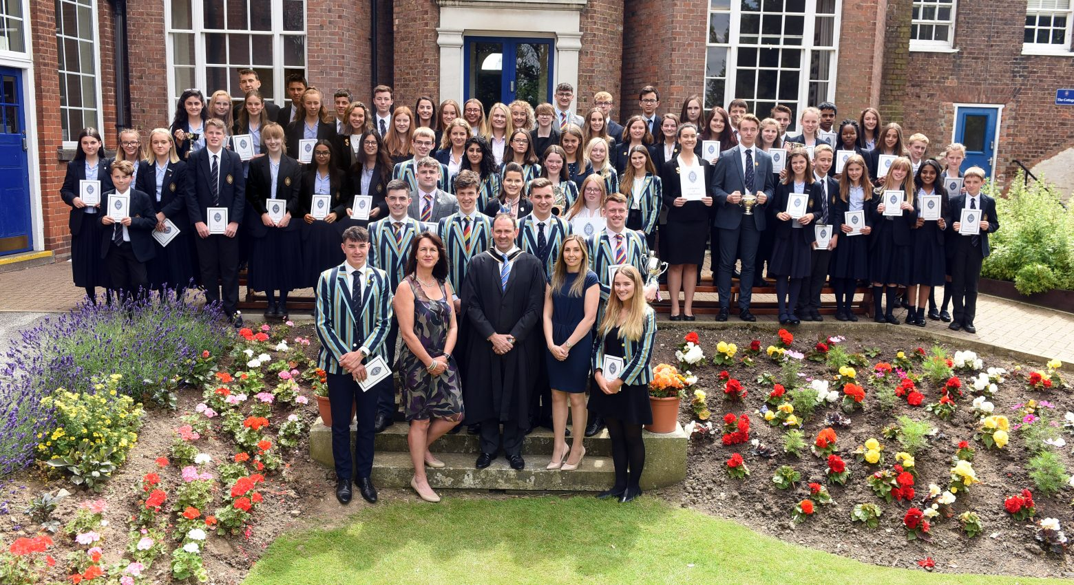 Wisbech Grammar School Senior Speech Day